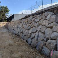Boulder Wall 1